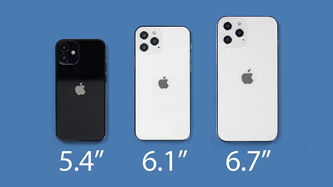Bộ ba iPhone 12 khiến tất cả ngất ngây với video đọ sắc iPhone cũ - 1