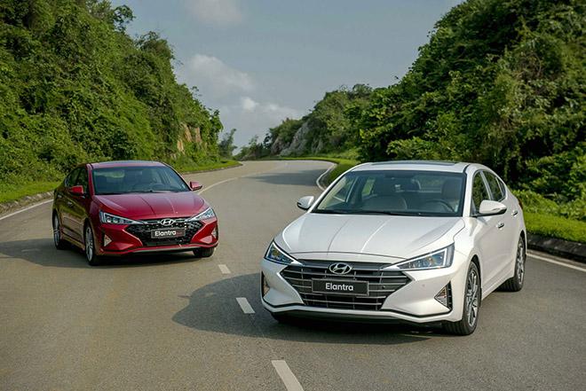 Giá xe Hyundai Elantra lăn bánh giảm 50% LPTB tháng 7/2020 - 1