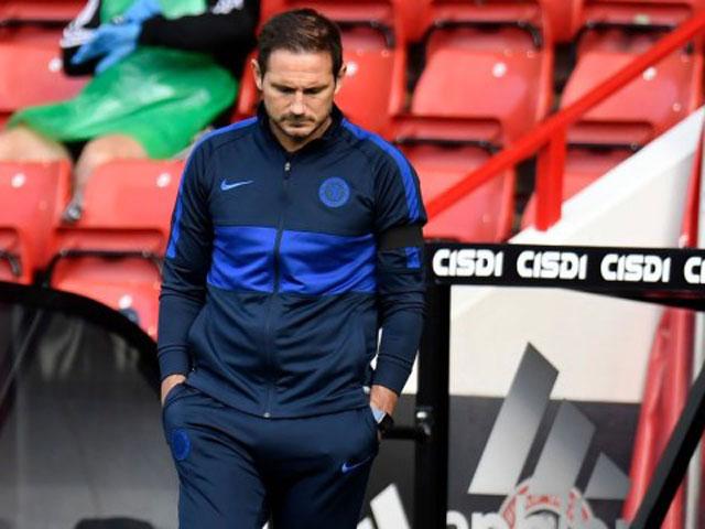"""Bóng đá - Chelsea dễ bị MU cướp top 3: """"Quỷ đỏ"""" chưa kịp vui đã lo Lampard """"trả đũa"""""""