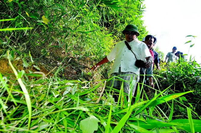 Ông Bríu Liếc – Bí thư huyện đi bộ nhiều nhất Việt Nam xin nghỉ hưu trước 5 tuổi - 1