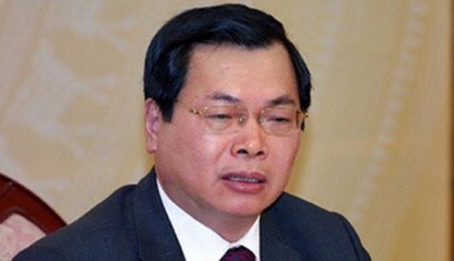 Bộ Công an đề nghị truy tố cựu Bộ trưởng Vũ Huy Hoàng - 1