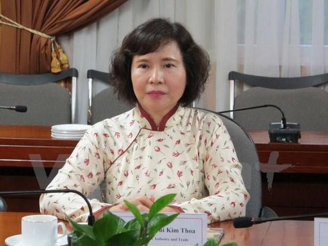 Cựu Thứ trưởng Hồ Thị Kim Thoa bị truy nã - 1