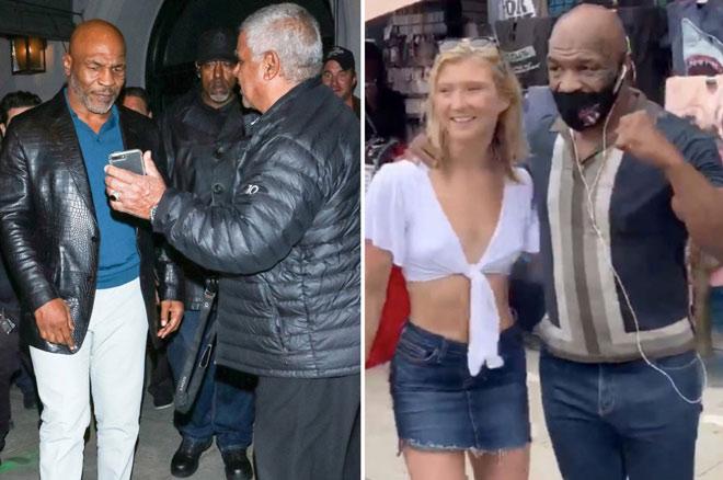 Mike Tyson bị cổ động viên dí súng uy hiếp: Không nghe sẽ bị ăn đạn - 1