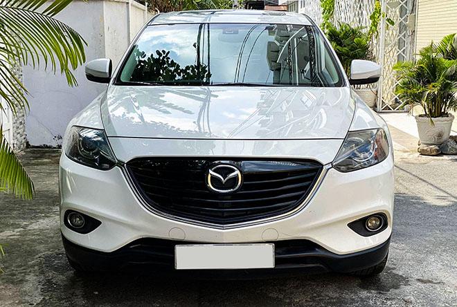 Chỉ 800 triệu đồng sở hữu ngay Mazda CX-9 đời 2014 liệu có đáng? - 1