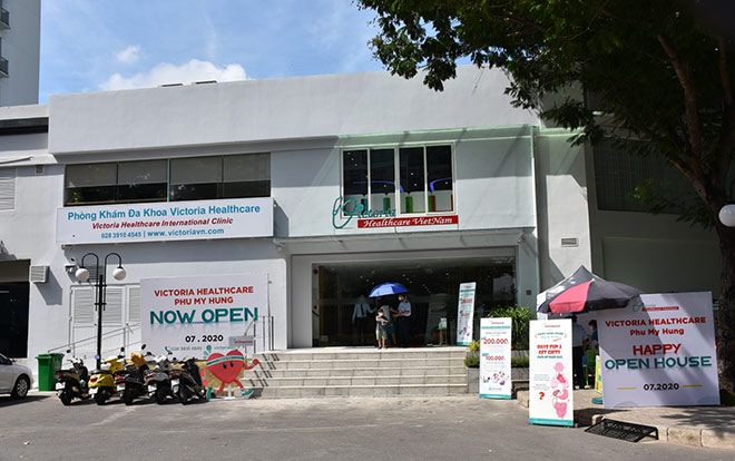 Chi nhánh Phòng Khám Victoria Healthcare Phú Mỹ Hưng chính thức mở cửa - 1