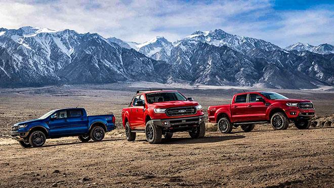 Ford Ranger được đánh giá chiếc xe đậm chất Mỹ trong năm 2020 - 1