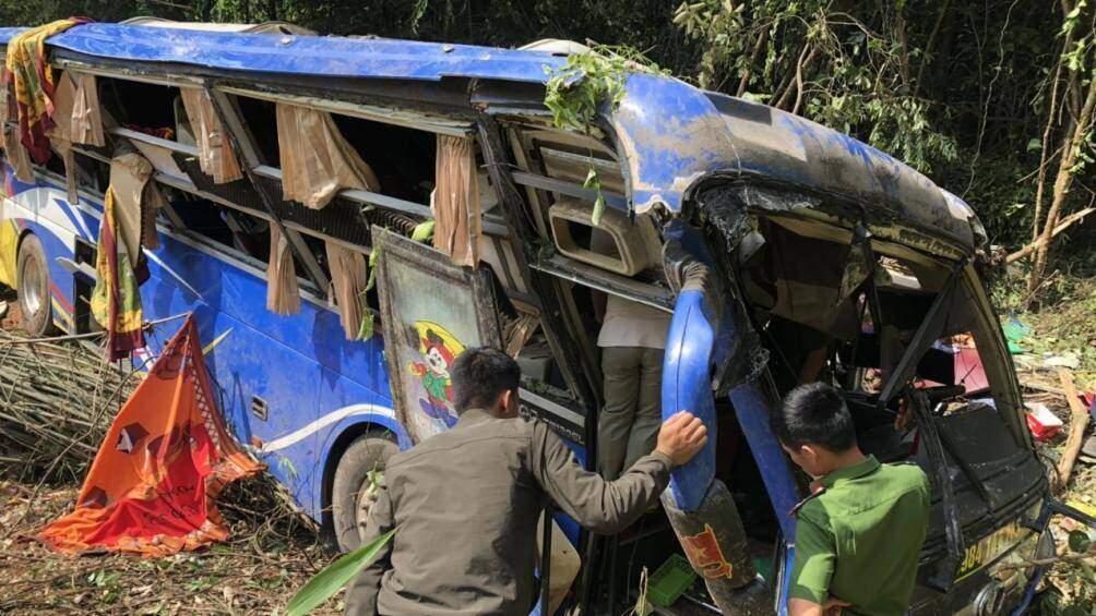 TNGT thảm khốc ở Kon Tum: Bố ngậm ngùi nghĩ con trai có kỳ nghỉ hè vui vẻ - 1