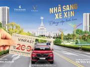 Bất động sản - Chính sách quà tặng hấp dẫn khi mua căn hộ tại Vinhomes Smart city