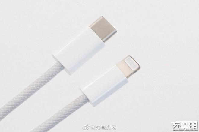 Xuất hiện cáp sạc iPhone 12, xịn nhất từ trước đến nay - 1