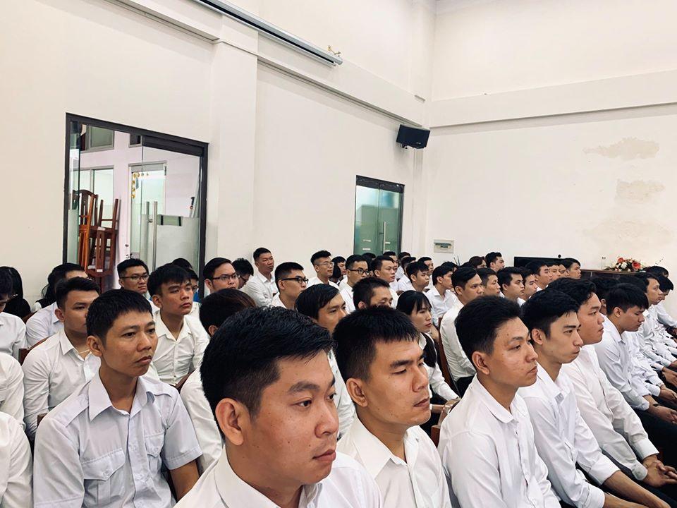 Cô gái Sài Gòn là nữ học viên duy nhất trong lớp đào tạo lái tàu metro - 1