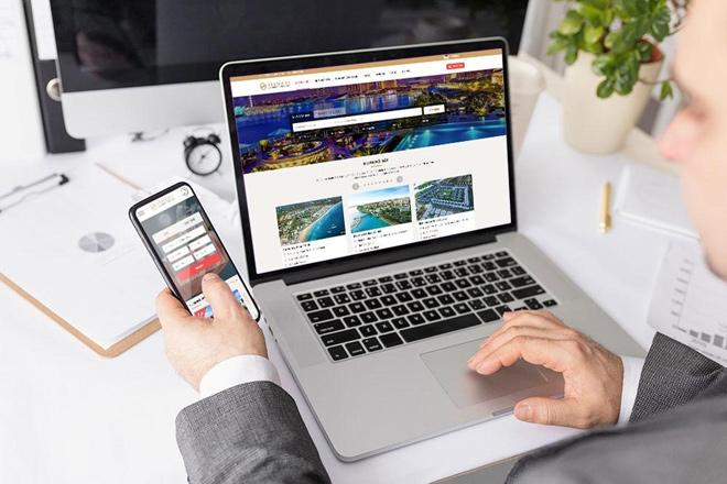 Ra mắt hệ thống thương mại điện tử bất động sản Houseviet.vn - 1