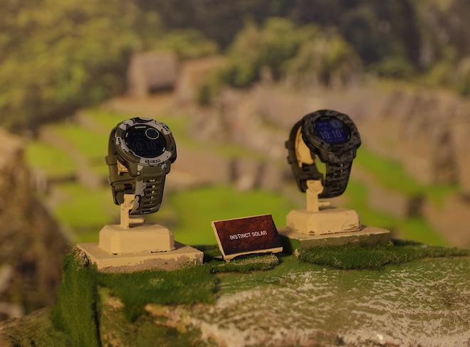 Garmin công bố đồng hồ thông minh sạc pin bằng năng lượng mặt trời - 1