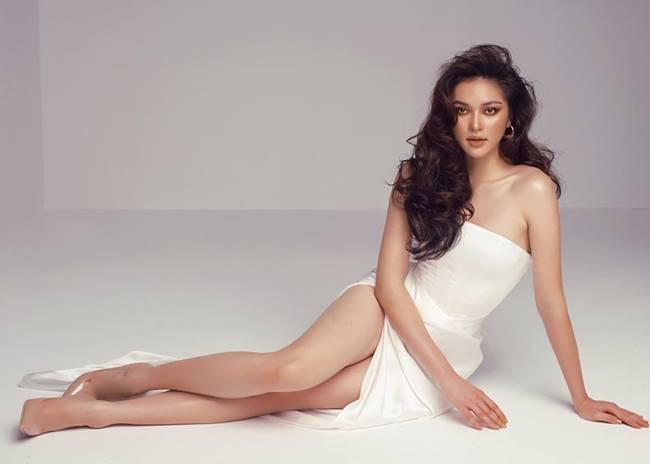 Phạm Diệu Linh là thí sinh đầu tiên lộ diện tại Hoa hậu Việt Nam 2020, nhanh chóng nhận được sự quan tâm của khán giả.