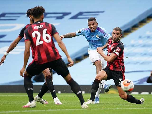 Video highlight trận Man City – Bournemouth: Nỗ lực tột cùng, kết ...