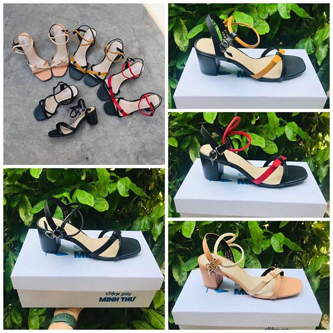 Shop giày Minh Thư - Bắt nhịp xu hướng thời trang Việt - 1