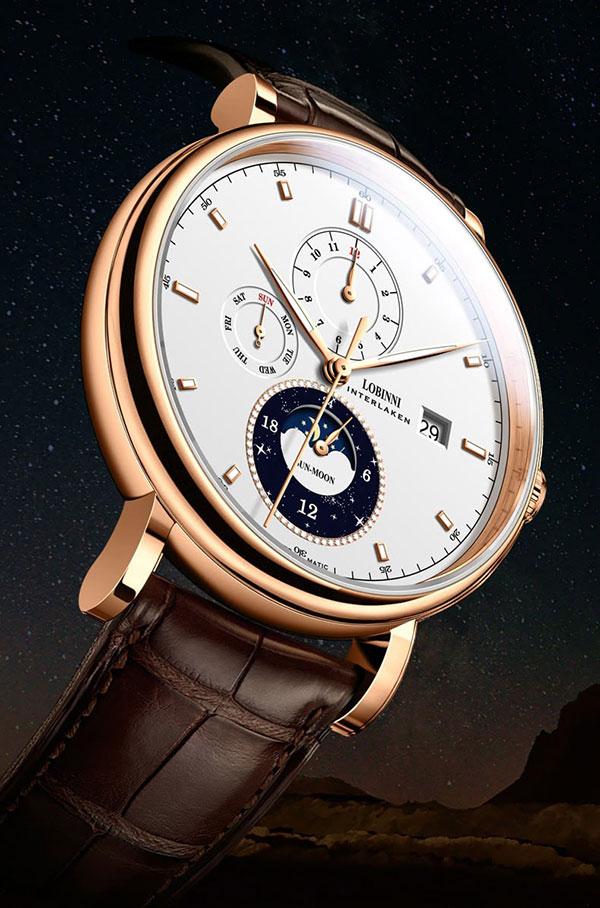 Thành Hưng Watch - nhà phân phối chính thức thương hiệu đồng hồ LOBINNI - 1