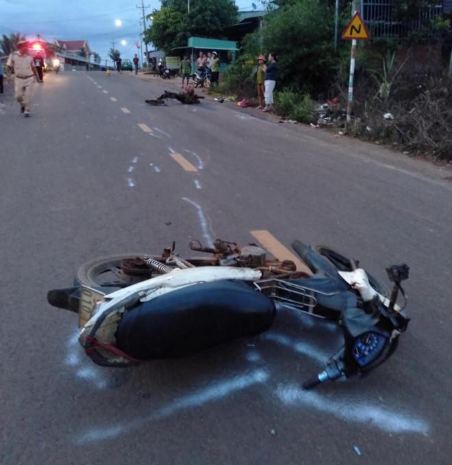 Bình Phước: 2 vụ tai nạn nghiêm trọng, 4 người tử vong - 1