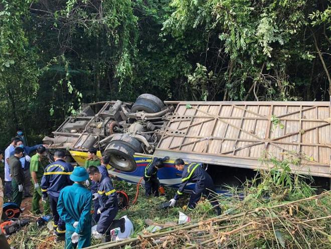 Công bố nguyên nhân 2 vụ tai nạn làm 10 người chết - 1