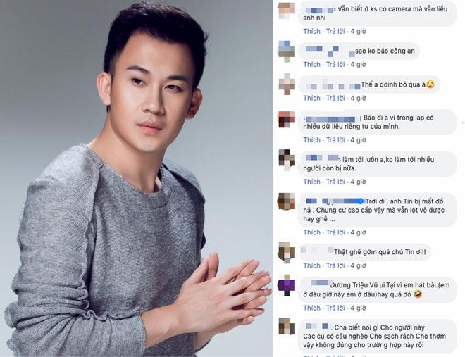 Em trai Hoài Linh, Quỳnh Thư công khai clip bị kẻ gian trộm đồ bằng chiêu thức tinh vi - 1