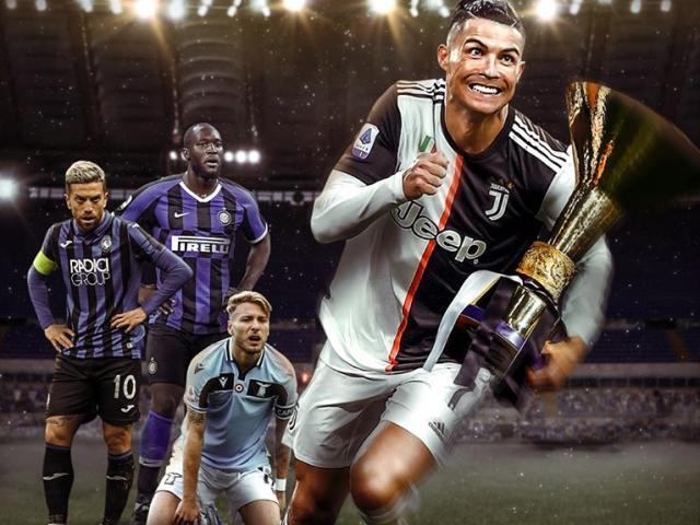 Ronaldo - Juventus thi đấu thăng hoa: Vô địch Serie A ngay tuần này?