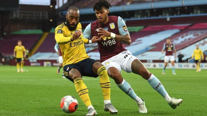 Video highlight trận Aston Villa - Arsenal: Khoảnh khắc xuất thần phút 27 - 1