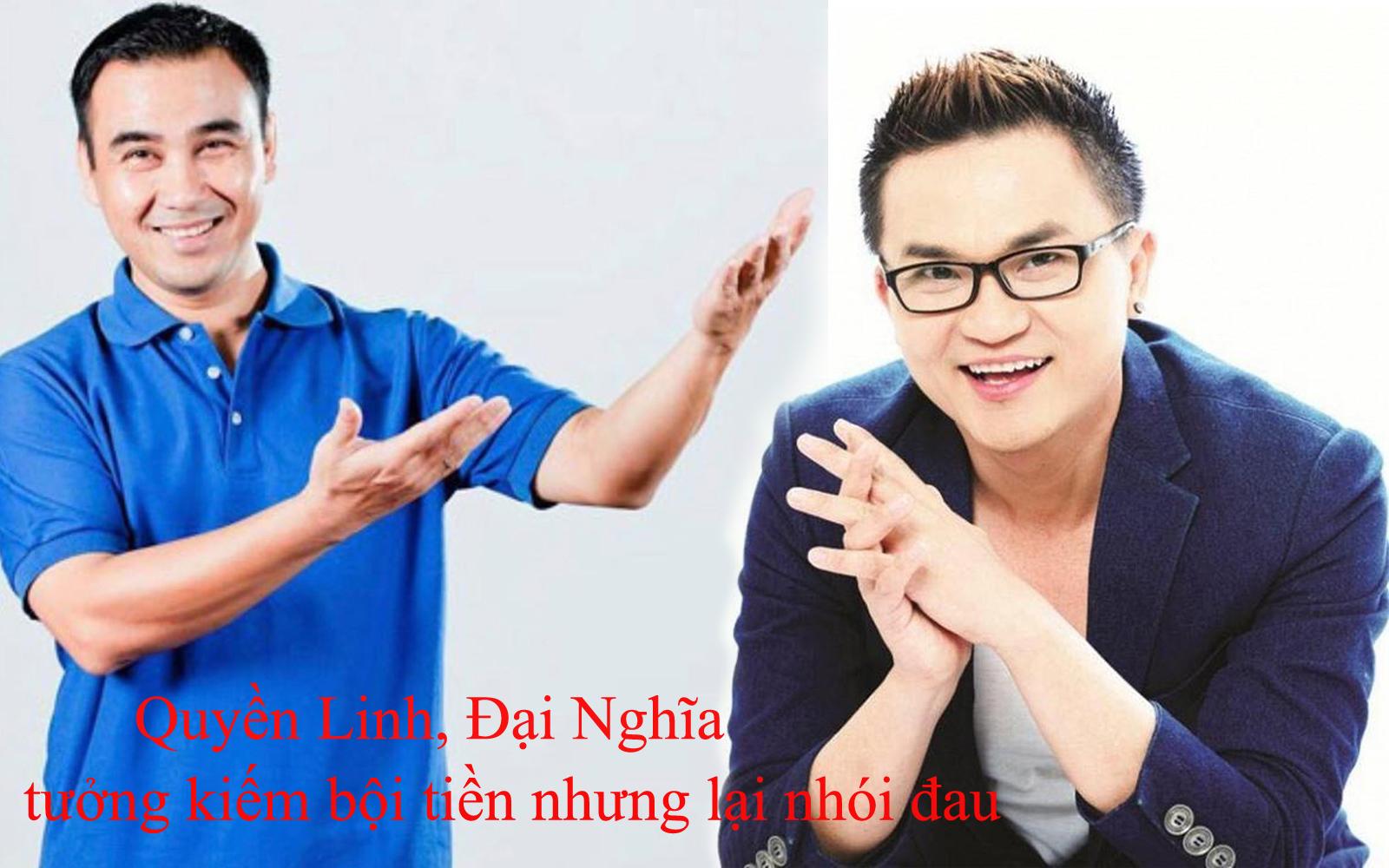 Góc khuất nghề MC: Quyền Linh, Đại Nghĩa tưởng kiếm bộn tiền nhưng lại nhói đau - 1