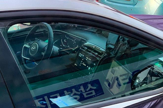 Hyundai Tucson thế hệ mới có thêm trang bị động cơ dầu hoàn toàn mới - 5