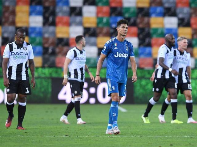 Kịch bản sốc: Juventus & Ronaldo mất ngôi vô địch Serie A 3 vòng cuối?