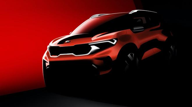 Kia Sonet sắp ra mắt, SUV cỡ nhỏ giá từ 236 triệu đồng - 1