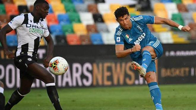 Video hightlight trận Udinese - Juventus: Người hùng bất ngờ, ngược dòng khó tin - 1