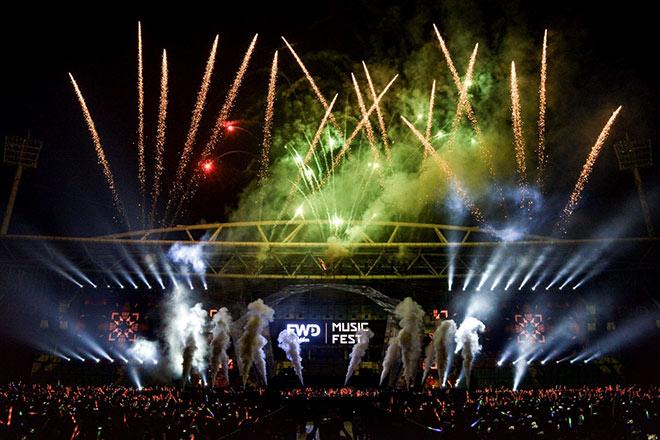FWD Music Fest sắp trở lại với một phiên bản hoàn toàn mới - 1