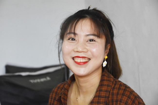Cách đây mấy năm, Trần Cẩm Doanh phải rời quê đến nơi khác lập nghiệp thì nay cô đã làm giàu ngay trên quê chồng.