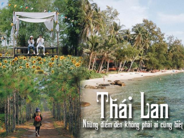 """Du lịch - Du lịch Thái Lan """"xịn"""" như travel blogger bản địa: Những điểm đến không phải ai cũng biết!"""