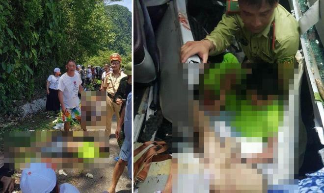 """""""Lý lịch"""" chiếc xe gây tai nạn khiến 13 người tử vong ở Quảng Bình - 1"""