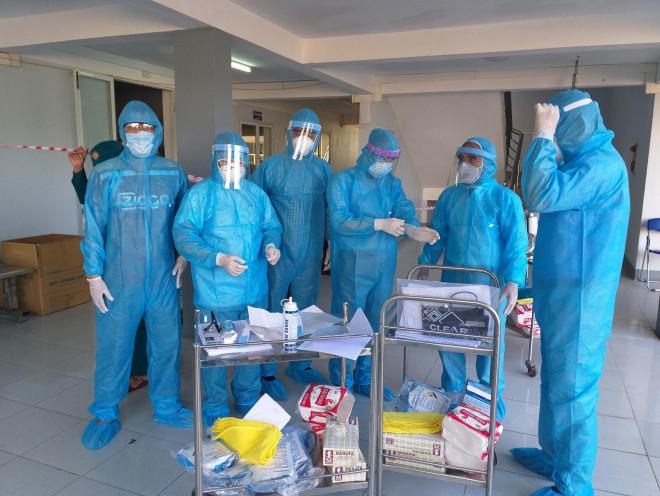 TP.HCM đề nghị người đến từ Đà Nẵng khai báo y tế - 1