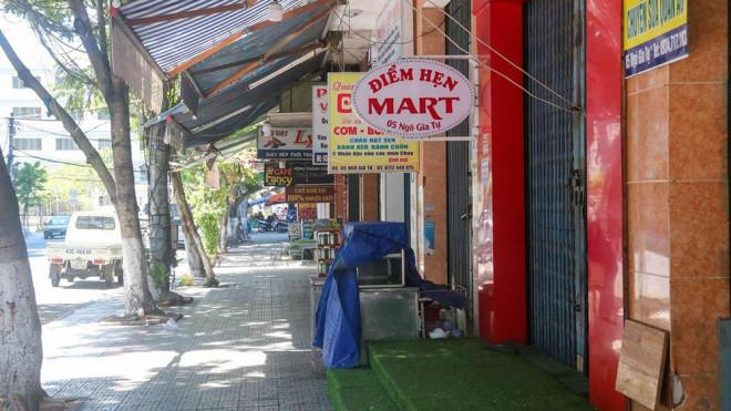 Ngày đầu giãn cách xã hội ở Đà Nẵng ra sao? - 1