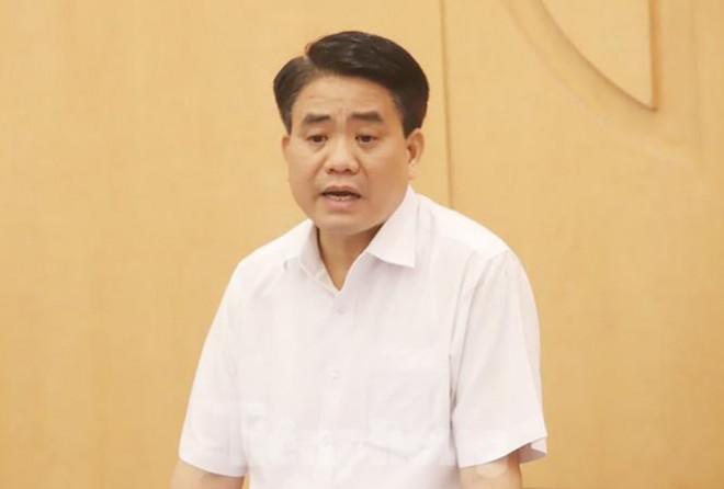 Chủ tịch Hà Nội: Xét nghiệm tất cả những người về từ các vùng dịch Đà Nẵng - 1