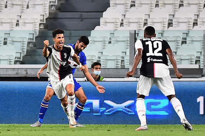 Juventus vô địch Serie A: Báo Italia tung hô Ronaldo, vinh danh chiến tích - 1