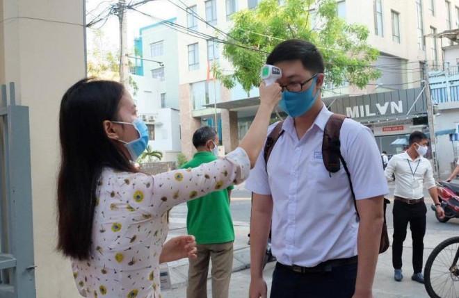 Sở GD-ĐT Đà Nẵng ra công văn khẩn trước kỳ thi tốt nghiệp THPT trong dịch Covid-19 - 1