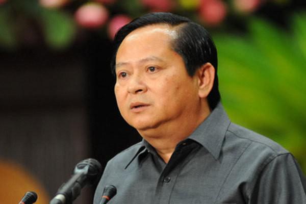 Khai trừ Đảng nguyên Phó chủ tịch TP.HCM, khiển trách nguyên Tư lệnh Quân khu 2 - 1