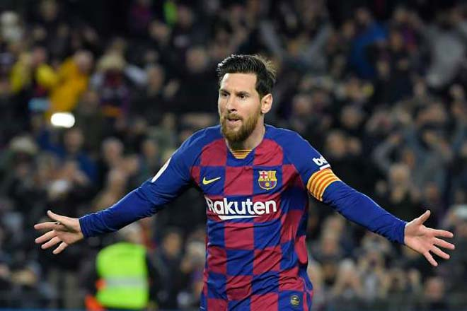 """Messi & mùa giải tệ nhất với Barca vẫn phá 12 kỷ lục, """"vô đối"""" La Liga - 1"""