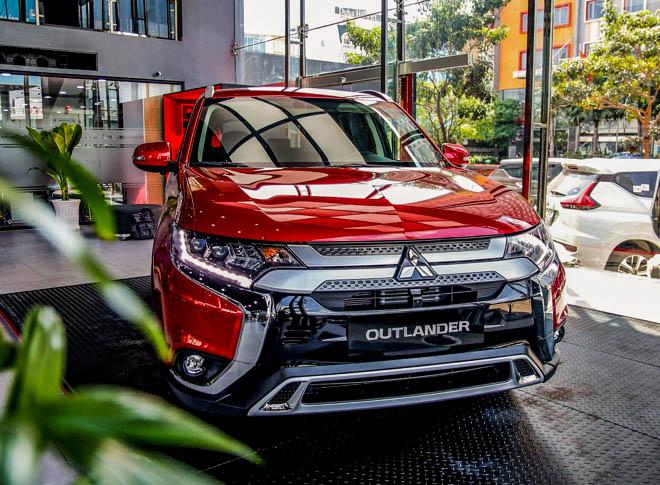 Mitsubishi Outlander phiên bản lắp ráp (CKD) chính thức có mặt tại Việt Nam - 1