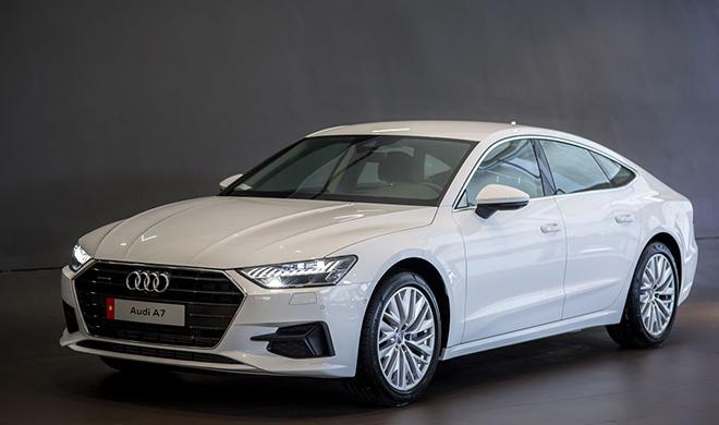 Cận cảnh Audi A7 Sportback 2020 tại Việt Nam, giá bán khoảng 3,9 tỷ VND - 1