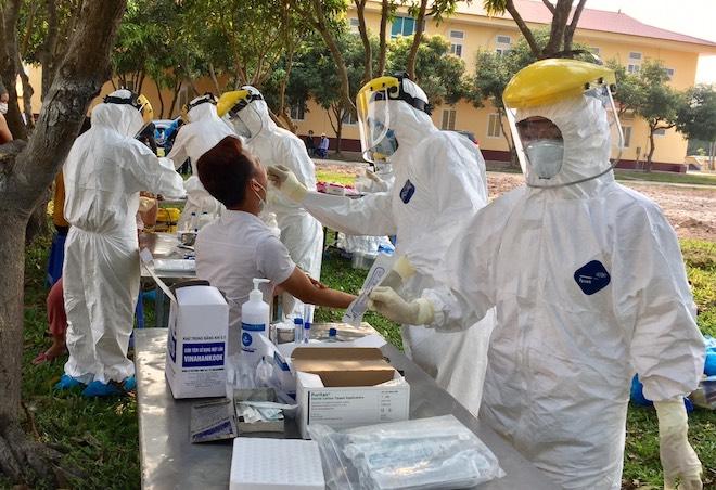 Thừa Thiên - Huế tiếp nhận 2 bệnh nhân COVID-19, dừng nhiều dịch vụ giải trí từ 0h ngày 30/7 - 2