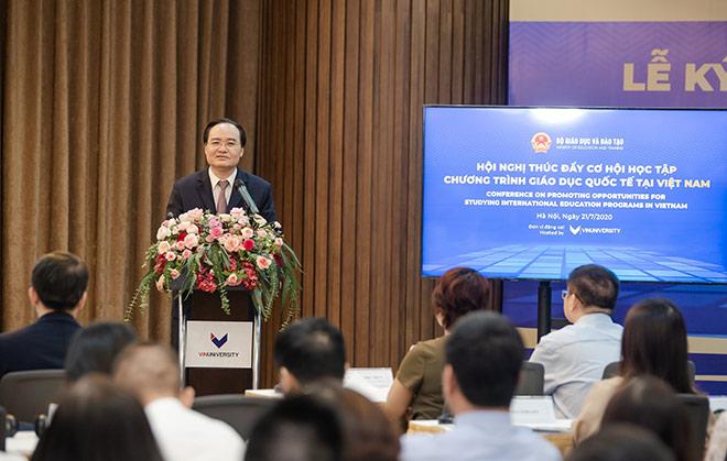 Việt Nam thành điểm đến mới của du học sinh quốc tế - 1