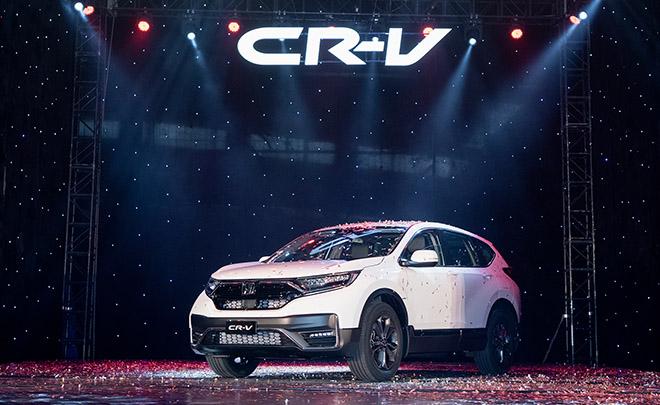 Đại lý nhận cọc Honda CR-V 2020, giá dự kiến từ 1,009 tỷ VND - 1