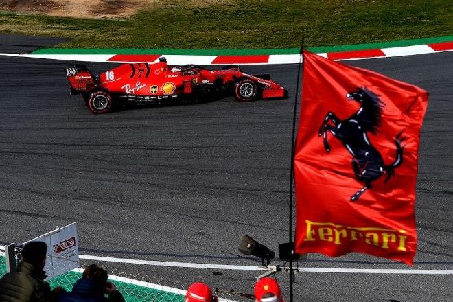 Đua xe F1: Ferrari quá sa sút, con đường dài để tìm lại ánh hào quang - 1