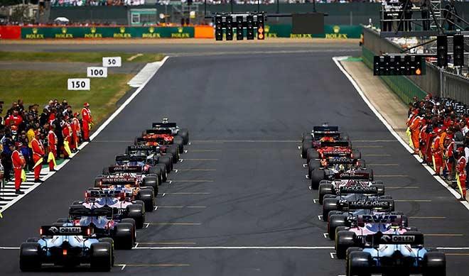 """Đua xe F1, British GP: Trở lại Silverstone - """"biểu tượng trường tồn"""" cùng F1 - 1"""
