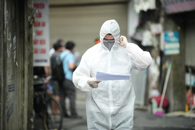 Lộ trình dày đặc của cụ ông 76 tuổi ở Hà Nội nhiễm COVID-19 - 1