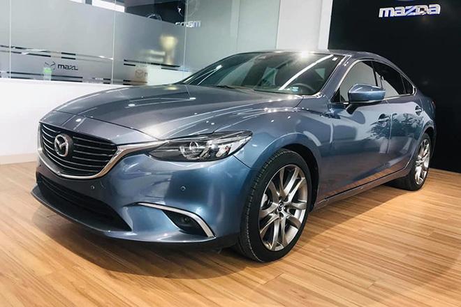 """Mazda6 bản cao cấp nhất """"xả kho"""" giảm giá tới 426 triệu đồng - 1"""